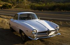 Driven by Design: Alfa Romeo Giulia Sprint Speciale - Photography by Afshin Behina for Petrolicious
