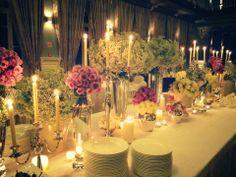 Wish this was yours? Stunning wedding banquet at Vidago Palace #Portugal http://www.prestigiousvenues.com/venue/vidago-palace-hotel/