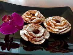 Karnawałowe róże Doughnut, I Am Awesome, Sweets, Cooking, Blog, Polish, Kitchen, Vitreous Enamel, Good Stocking Stuffers