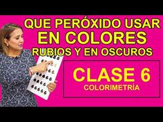 QUE PEROXIDO USAR EN COLORES RUBIOS O EN OSCUROS #QUEDATEENCASA - YouTube Color Rubio, Face And Body, Youtube, Videos, 3d, Hair Color Techniques, Dyed Hair, Beauty Salon Design, Health And Beauty