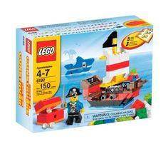LEGO Pirate Building Set - http://www.rekomande.com/lego-pirate-building-set/