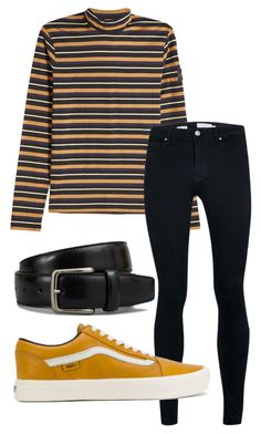 """fall sunshine"" by flanneltrash on Polyvore featuring STELLA McCARTNEY, Topman, Vans, Tod's, men's fashion and menswear"