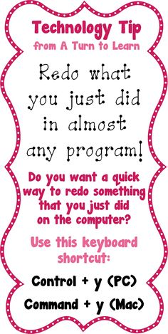Redo Your Last Action in a Program!