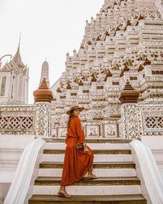24 Ideas for travel style asia bangkok thailand New Travel, Asia Travel, Travel Style, Travel Fashion, Wanderlust Travel, Malaysia Travel, Travel Goals, Thailand Destinations, Travel Destinations