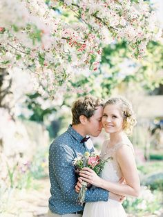 Australian Garden Wedding by Leah Kua
