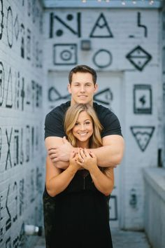 Olympic gold medalist Shawn Johnson's e-sesh photos: http://www.stylemepretty.com/2016/04/16/gold-medalist-shawn-johnson-shares-her-adorable-engagement-photos/: