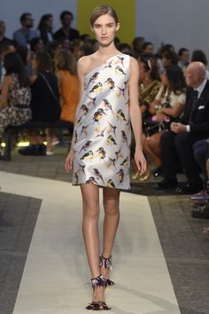LOOK   2015 SS MILAN COLLECTION   MSGM   COLLECTION   WWD JAPAN.COM