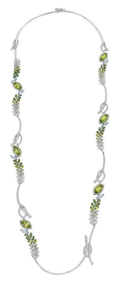 Brins de Printemps #Necklace from #LesBlesDeChanel - #Chanel - #FineJewelry…