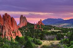 My family and I spent two weeks in Colorado. This was one or our favorite places to see. Garden Of The Gods ,Colorado , USA - Travel Pedia Colorado Springs, Aspen Colorado, Denver Colorado, Colorado Hiking, Red Rocks Colorado, Colorado Tourism, Colorado Mountains, Places To Travel, Land Art