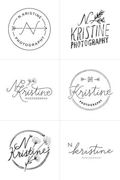I have been working away on several different fun branding projects! I have  really loved working on these logo options for a wonderful photographer.  Can't wait to share my progress on this brand as I continue to work on it!  I feel like so lucky sometimes that I get to work with so many different  incredibly talented people. It truly is a dream job - sometimes I gotta  remind myself of that!  Can't believe it is Friday already - where did this week go?? Hope you have  a great weekend.  Xo…