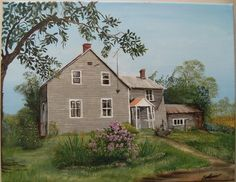 Granny's House by Constance