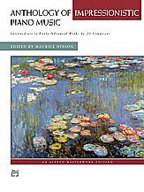 Anthology of Impressionistic Piano Music- Portland Music Company