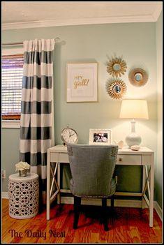 Pretty desk space