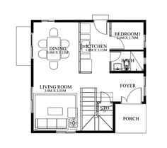5 marla house plan 1200 sq ft 25x45 feet for Average house floor area