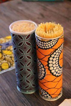 Riciclo creativo tubi delle patatine! Ecco 26 idee da cui trarre ispirazione…