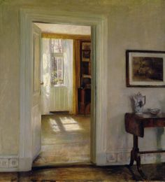 Carl Vilhelm  Holsoe - Danish artist