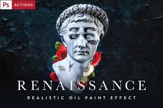 RENAISSANCE - Oil Painting Actions by Forefathers on @creativemarket