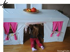 DIY Sewing House