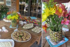 Hawaiian bridal shower