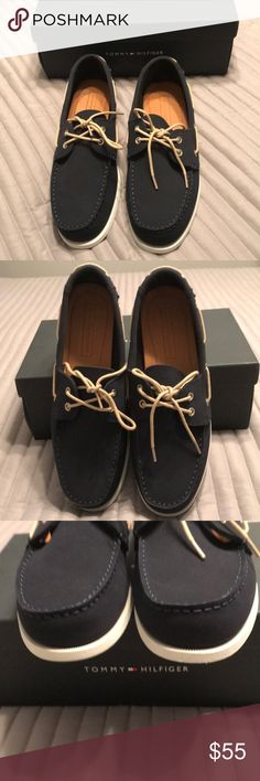 bf416f968 Tommy Hilfiger men s shoes. NWT. Size 11.5 New in box. Tommy Hilfiger men s