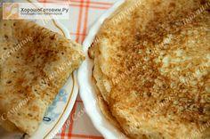 Постные дрожжевые блины с картофелем и луком  Автор: Людмилa Семенюк