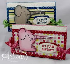 Great idea for money/gift card! Birthday Money, It's Your Birthday, Birthday Cards, Money Holders, Card Holders, Kids Cards, Baby Cards, Paper Craft Making, Money Envelopes
