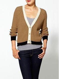 THML Clothing Slouchy Cardigan | Piperlime $47.99 (small or med)