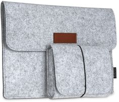 Dodocool 12 Inch Laptop Felt Sleeve Envelope Cover Ultrabook Carrying Case with Mouse Pouch $5.99 (amazon.com)