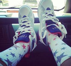 Air Jordan 7 Olympic - Teyana Taylor