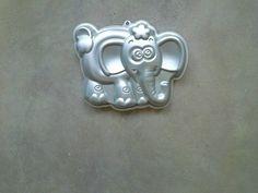 Elephant Wilton Character Pan