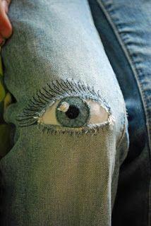 Hosenmonster in Mädchenhose bei Siebenschön