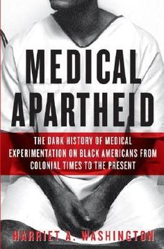 Medical Apartheidis the first and only comprehensive history of medical experimentation on African Americans. Starting with the earliest encounters between black Americans and Western medical researchers and the racist pseudoscience that resulted, it details the ways both slaves and freedmen were used in hospitals for experiments conducted without their knowledge--a tradition that continues today within some black populations.