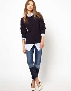 MiH Jeans | MiH Jeans Cable Knit Jumper