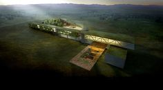 ARKIZ+ hiperstudio wins competition for a sustainable Hotel in Brazil