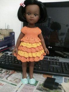 Платье с оболочками по мк Юлии Кузнецовой