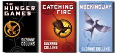 The Hunger Games trilogy!