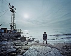 Border guard / Kerch black sea of concrete Rafal Milach Border Guard, Heart Photography, Black Sea, Built Environment, Concrete, Pictures, Travel, Photo Black, Portrait Ideas