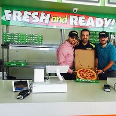 inMark #client #family #growing @piarapizza #loyal #customer great pizza in southern cal www.piarapizza.com