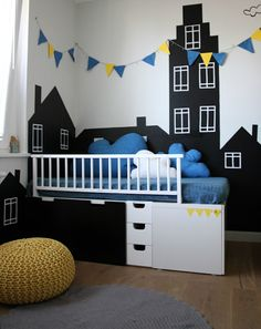 Boys room designed by msbaika