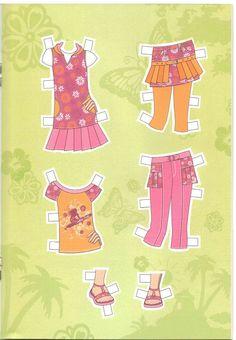 Модная компания-3 Стрекоза 2010 - Nena bonecas de papel - Picasa Web Albums