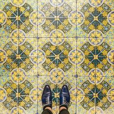Barcelona's Floors by Sebastian Erras