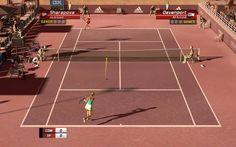Virtua Tennis 3 PC Games Screenshots
