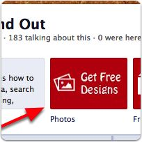 How to Change the Photos Tab Image on your Facebook Timeline Fan Page