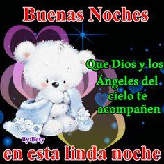 Frases Y Gifs Buenas Noches Estrella Leal Pinterest Good