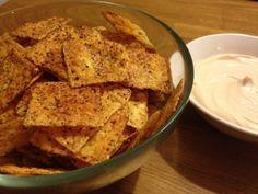 Chips med dipp - http://www.mytaste.se/r/chips-med-dipp-2068821.html