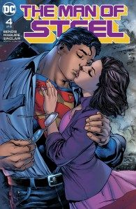 Mild Mannered Reviews  The Man of Steel #4