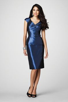 royal+blue+mother+of+the+bride+dresses | Wholesale Mother Of The Bride Dresses Tea Length
