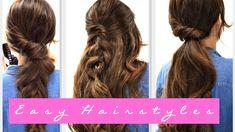 Tägliche Frisur Für Langes Haar Überprüfen Sie mehr unter http://frisurende.net/taegliche-frisur-fuer-langes-haar/31083/
