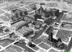 luchtfoto_Rotterdam_1947 | Alwin Nöller | Flickr