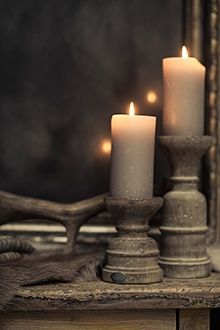 ༺✿Light my candle
